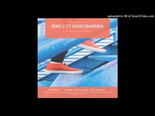 Bokly feat. Gago Mabinda - Qual é a Ideia (Audio) thumbnail