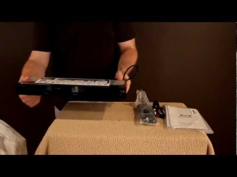 Sony BDP-S780 3D Blu-ray Player - First Look
