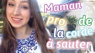 🌈 Maman Pro De La Corde à Sauter | #Emmaanyvlog | #23