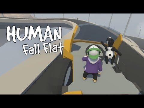 Human Fall Flat - Los Expertos en Minas.