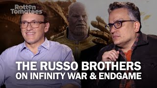 Oral History of Avengers: Endgame & Infinity War with the Russo Brothers | Rotten Tomatoes