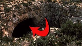 Un Hombre Vio Que Salía Humo De Una Cueva Y Cuando Se Adentró En Su Interior Impactó Al Mundo Entero