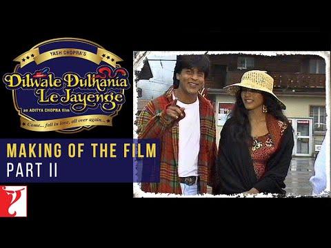 DDLJ Making Of The Film - Part II | Aditya Chopra | Shah Rukh Khan | Kajol | #20YearsofDDLJ