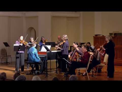 Arcangelo Corelli: Concerto Grosso Op. 6 No. 4; adagio, Voices of Music