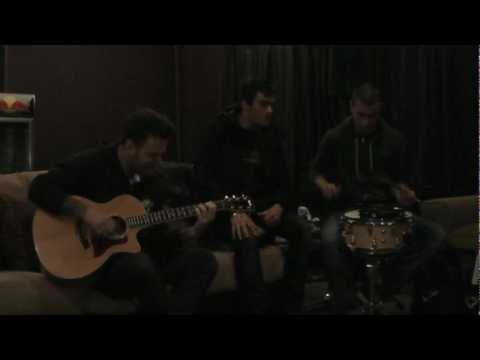 New Found Glory - Something I Call Personality [AbsolutePunk Backstage Sessions]