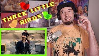 MUSICIAN REACTS   MAROON 5 - THREE LITTLE BIRDS     JG-REVIEWS:MUSIC 9.17 MB