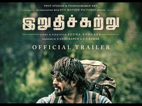 'irudhi suttru' Official Trailer 1