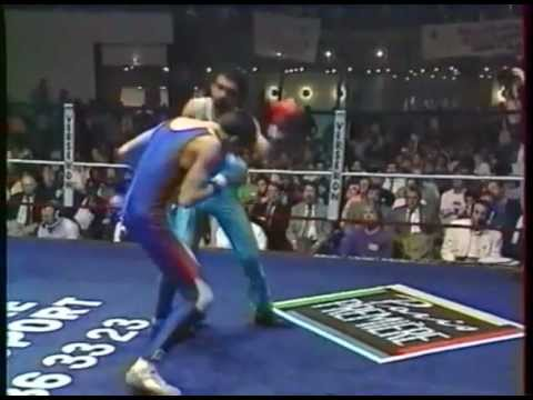 Gerard Gordeau 1991 savate fights Image 1