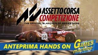 Assetto Corsa Competizione | Provate a Monza tutte le novità del simulatore di Kunos
