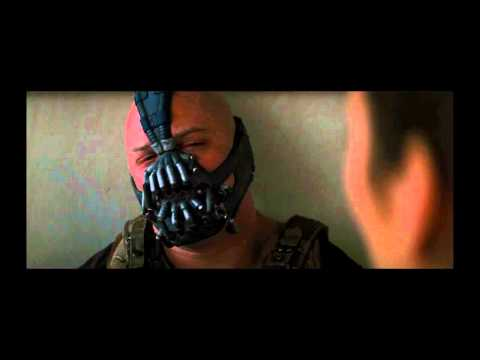 The Dark Knight Rises: Talia and Bane.