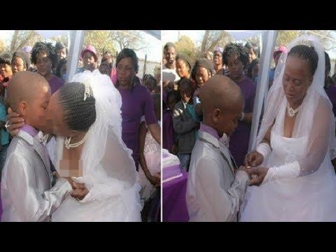 Heboh !! Ibu Ini Nikahi Anak Kandungnya Sendiri, Dengan Alasan Yang Tidak Wajar dan Mengagetkan