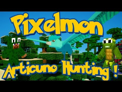 TinyTurtle Catches An Articuno! *Reaction* (Pixelmon Mod)