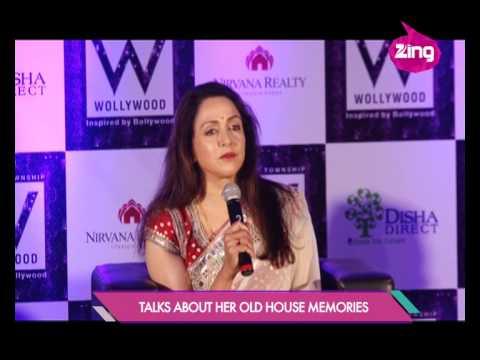 Hema Malini Endorses 'Bollywood Inspired Homes'
