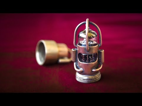 How To Make A Steampunk USB Flash Drive #1 - Part 1 - Making The Body