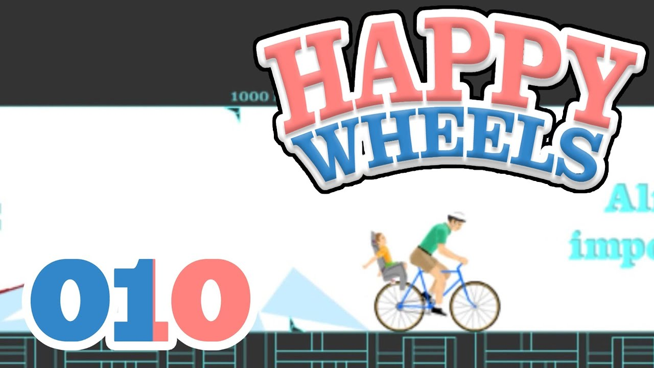 happy wheel 10
