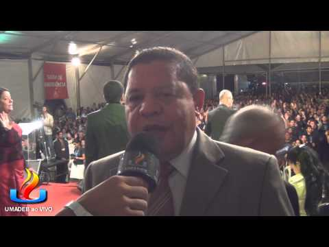 UMADEB 2013   Dia 10 02   Entrevista Pastor Orcival Xavier