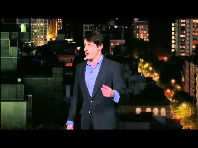 Comedian Dan Naturman Letterman 1.6.12