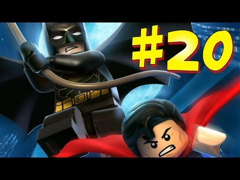 Lego Batman 2: DC Super Heroes Ending - Walkthrough - Part 20 [HD] (X360/PS3/Wii/PC)