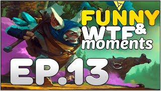 ARTIFACT - Funny & WTF Moments - EP.13