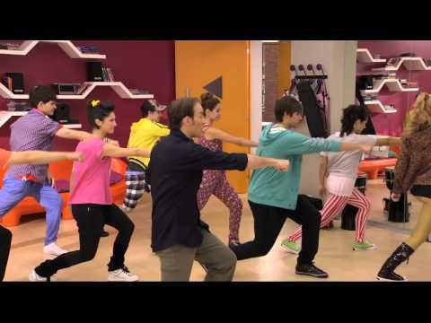 Violetta - Impara la coreografia di Juntos Somos Màs
