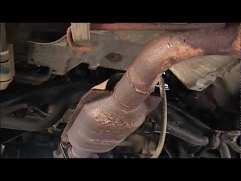 How to Replace a Catalytic Converter