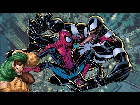 Spider Man 3 Game Movie 5 Final Battle Venom and SandMan