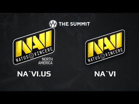 NaVi.US vs NaVi.UA, The Summit Day 2, Game 1