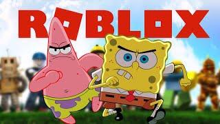 Roblox portrayed by spongebob 2