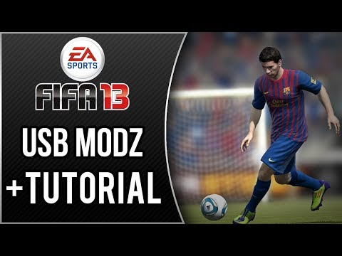 How to Mod FIFA 13 Virtual Pro 99 Overall USB [FIX]