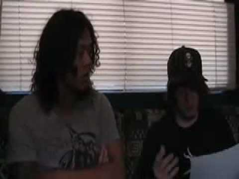 Video Interview with As I Lay Dying guitarist Nick Hipa