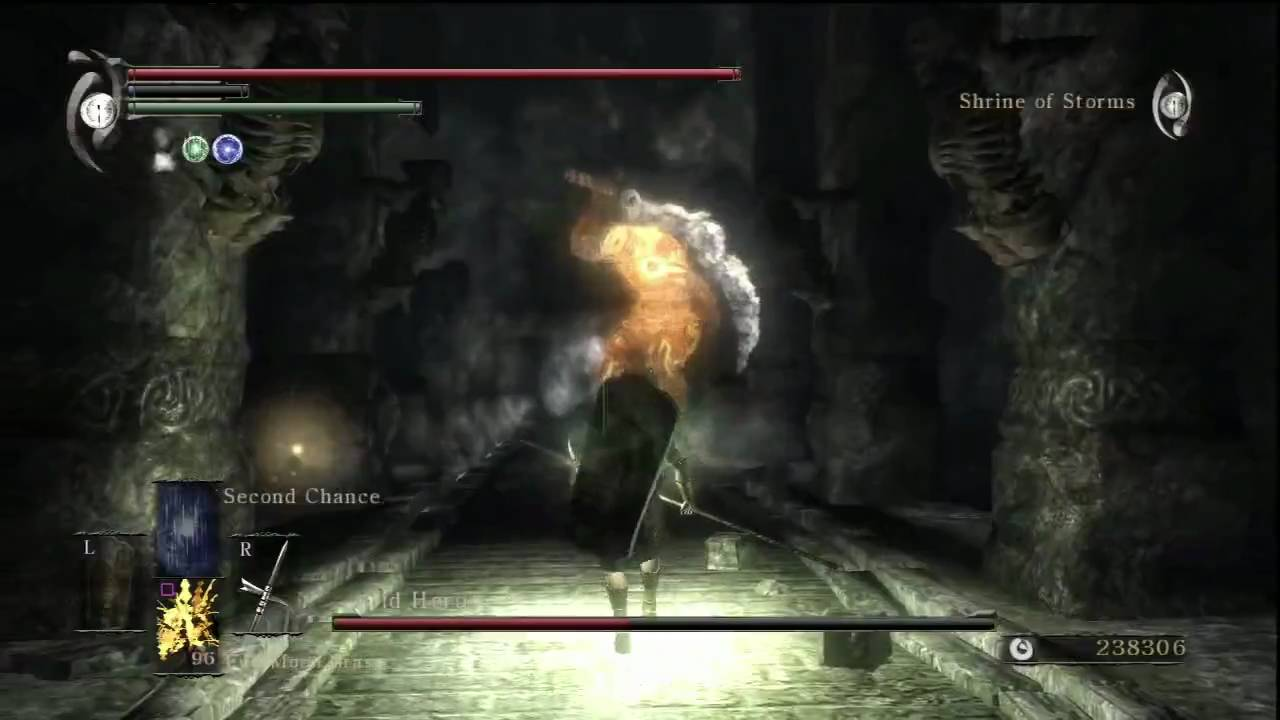 old hero demon souls
