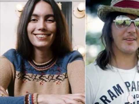 Gram Parsons The Fallen Angels Live 1973