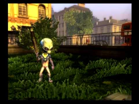 Destroy All Humans 2 Ep.17 Sex Changes And Dj Pirates video