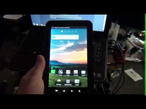 Samsung Galaxy Tab GT P1000 SGT Overcome 7 ROM