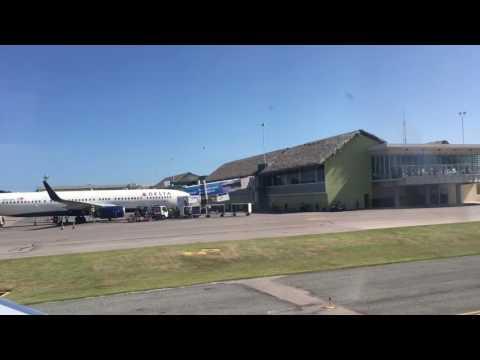 Aterrizaje en Punta Cana - HD