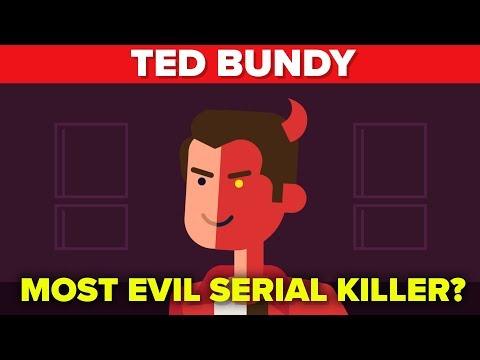 America's Most EVIL Serial Killer - Ted Bundy
