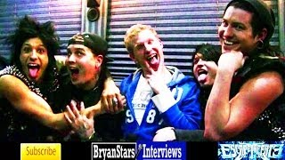 Escape The Fate Interview #4 Bury The Hatchet Tour Falling In Reverse Ronnie Radke 2014