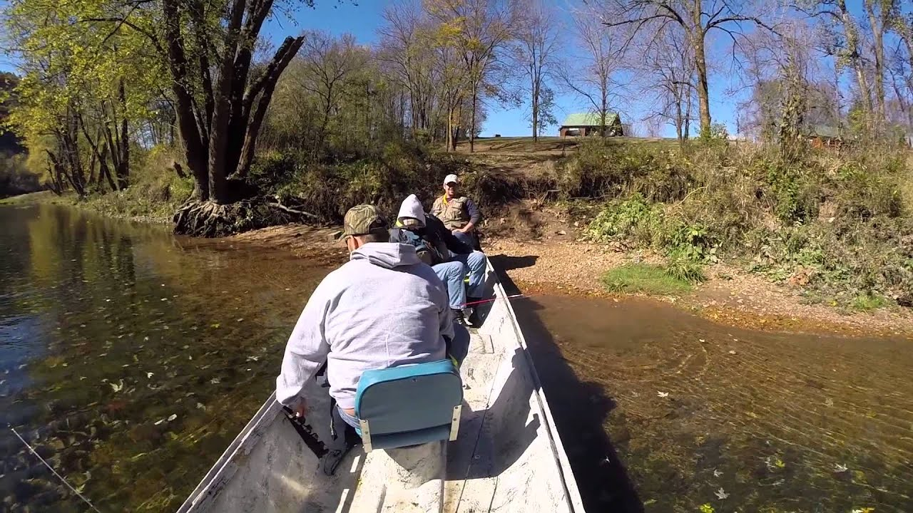 Pov fishing trip 2014 white river arkansas youtube for White river arkansas fishing report