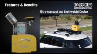TOPCON Mobile Mapping System IP-S3 HD-1 Product video