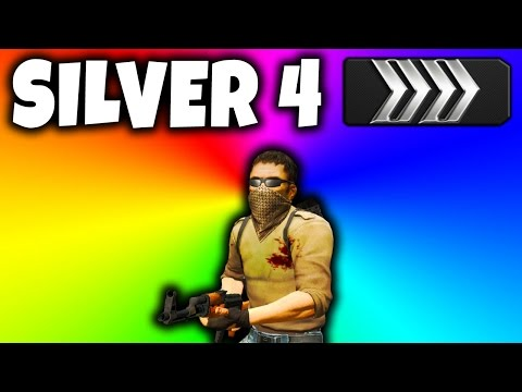 Silver 4 - CS:GO Funny Moments and Fails Montage