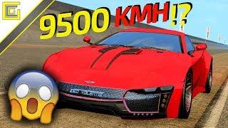 9000+ KMH AUTO!? I BeamNG Drive Crashes #1409 [Alpha]