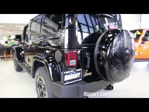 2014 Jeep Wrangler Unlimited Dragon Edition for sale in North Jersey