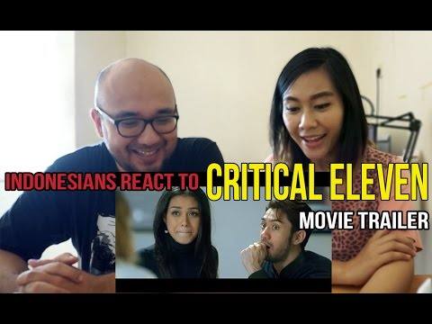 Indonesians React To Critical Eleven Movie Trailer