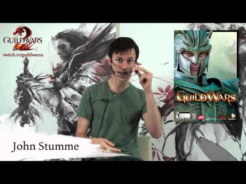 Guild Wars Hall of Monuments Preview