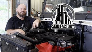 THE SKID FACTORY - V12 Twin Turbo BJ40 LandCruiser [EP4]
