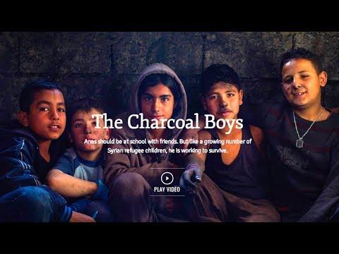 Lebanon: Syria's Charcoal Boys