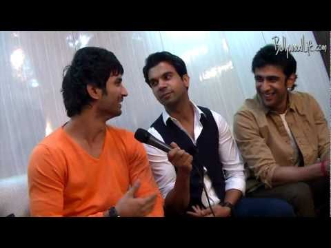 Exclusive Interview with the cast of Kai Po Che