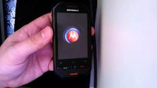 Motorola i867 resetando as configurações para de fábrica