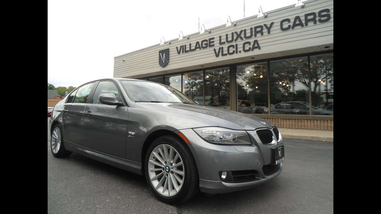 2011 Bmw 328i Xdrive In Review Village Luxury Cars