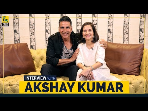 Akshay Kumar Interview with Anupama Chopra | Kesari | Film Companion thumbnail